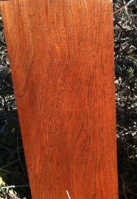 flat sawn utile wood