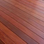 Massaranduba decking wood