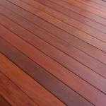 Massaranduba decking wood