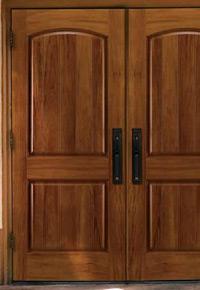 Spanish Cedar doors